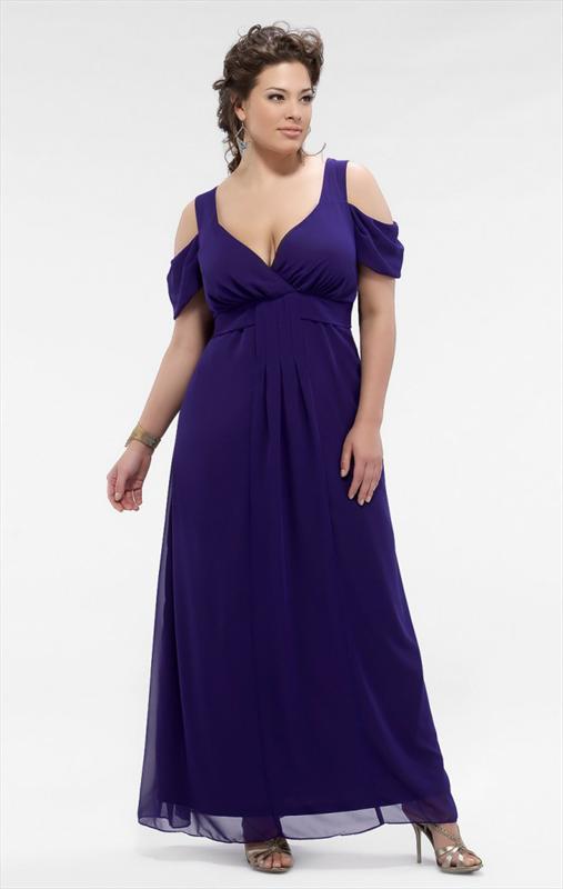 plus size bridesmaid dresses 5