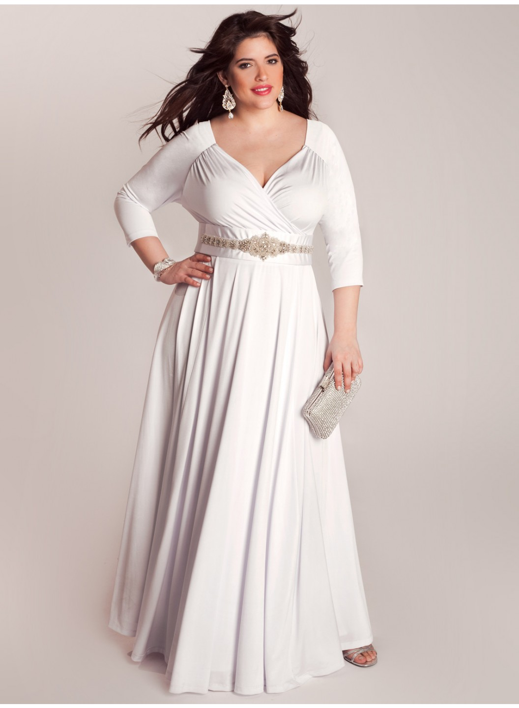 plus size wedding dress gown 10