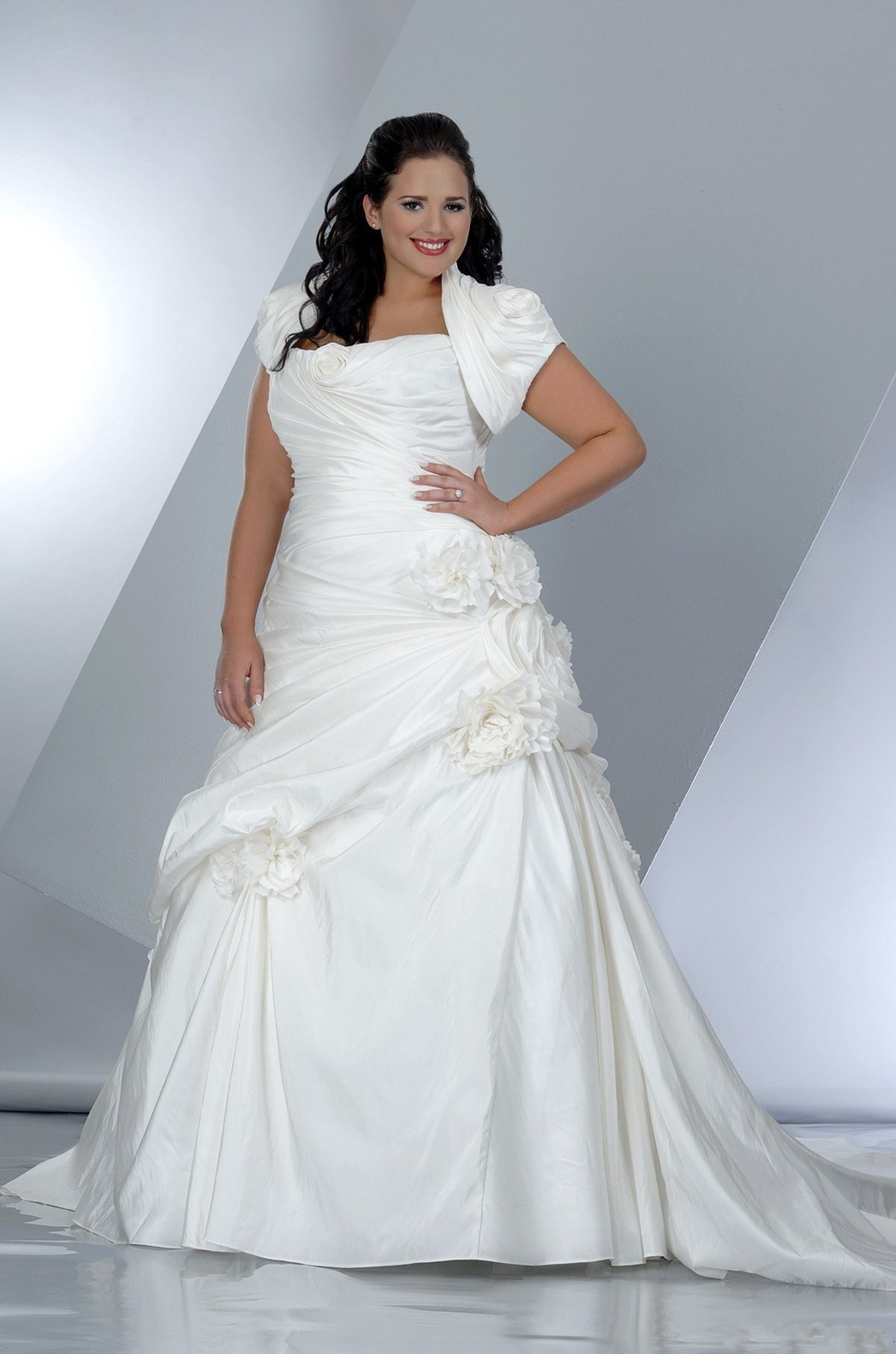 plus size wedding dress gown 6