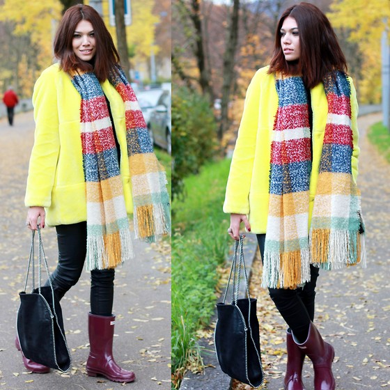 preppy outfit ideas with scarves 10