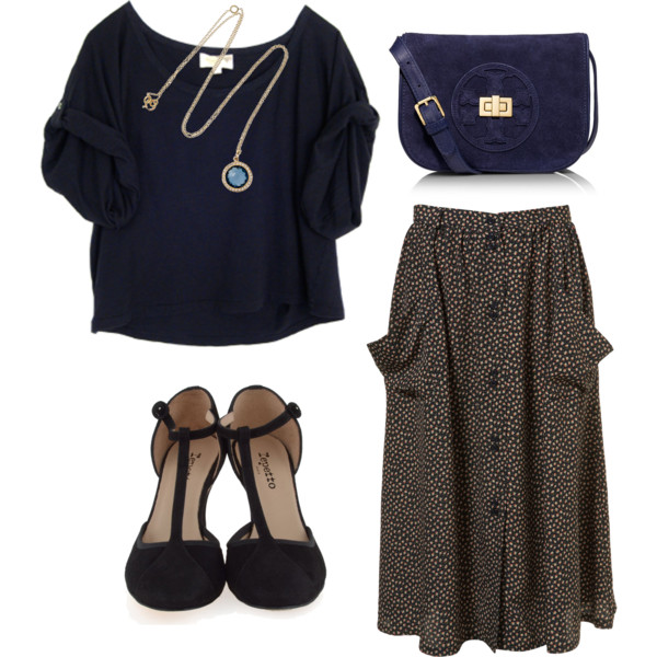 preppy outfit ideas with skirts 11