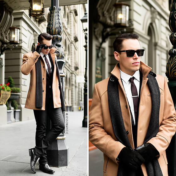 Men coats looks styles