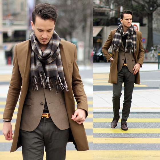 What To Wear In New York For Winter Men 6