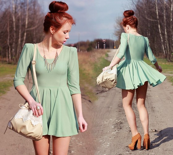 perfect cute dress to wear to your date 11