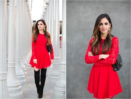 Date Outfit Ideas for Chilly Weather - Valentine's Edition 11