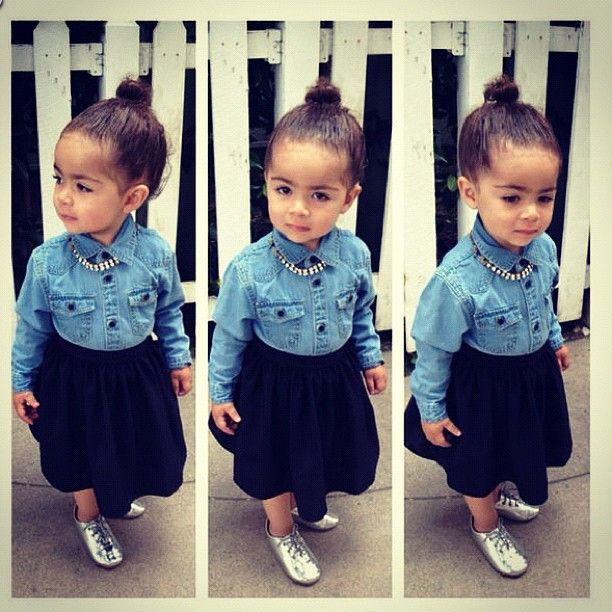 cute baby ootd dresses 2