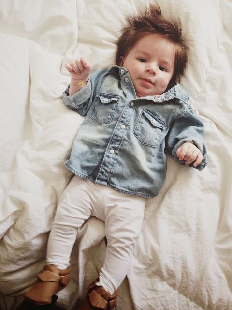 Cute Baby OOTDs