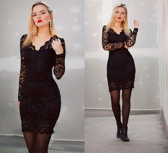 different types of lace outfits 1