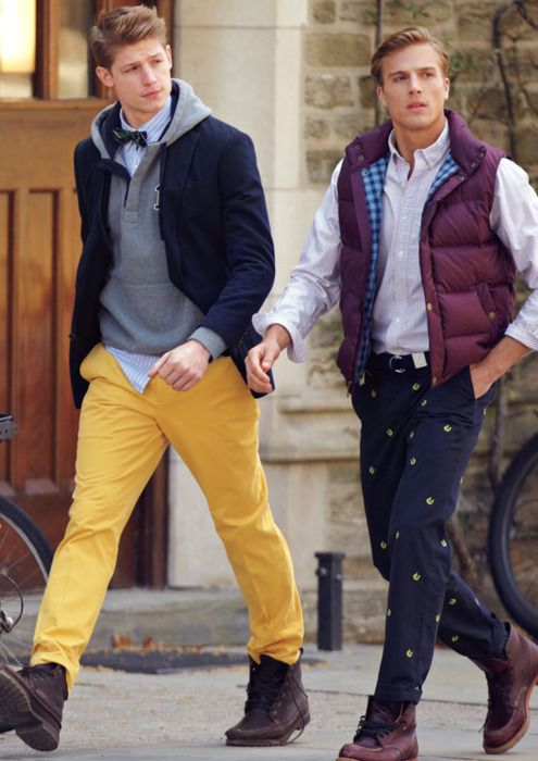 Gallery For gt Preppy Clothes Men