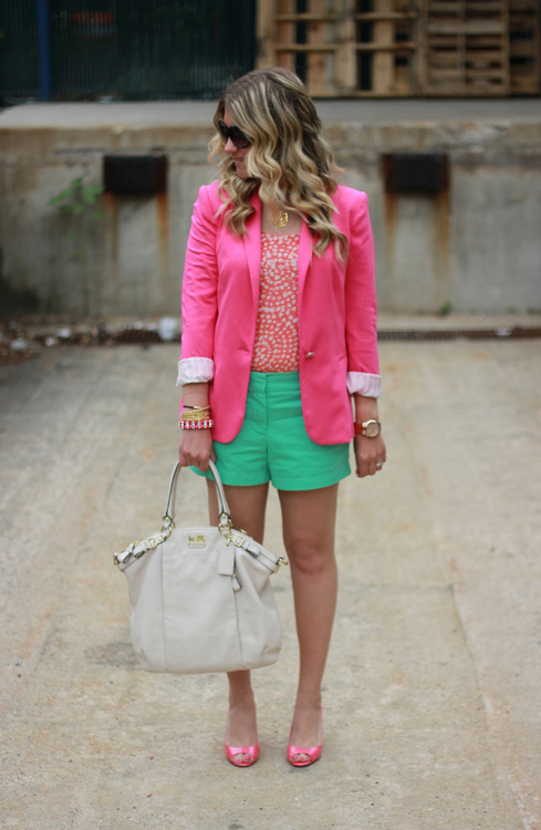 high school preppy girl outfit 16