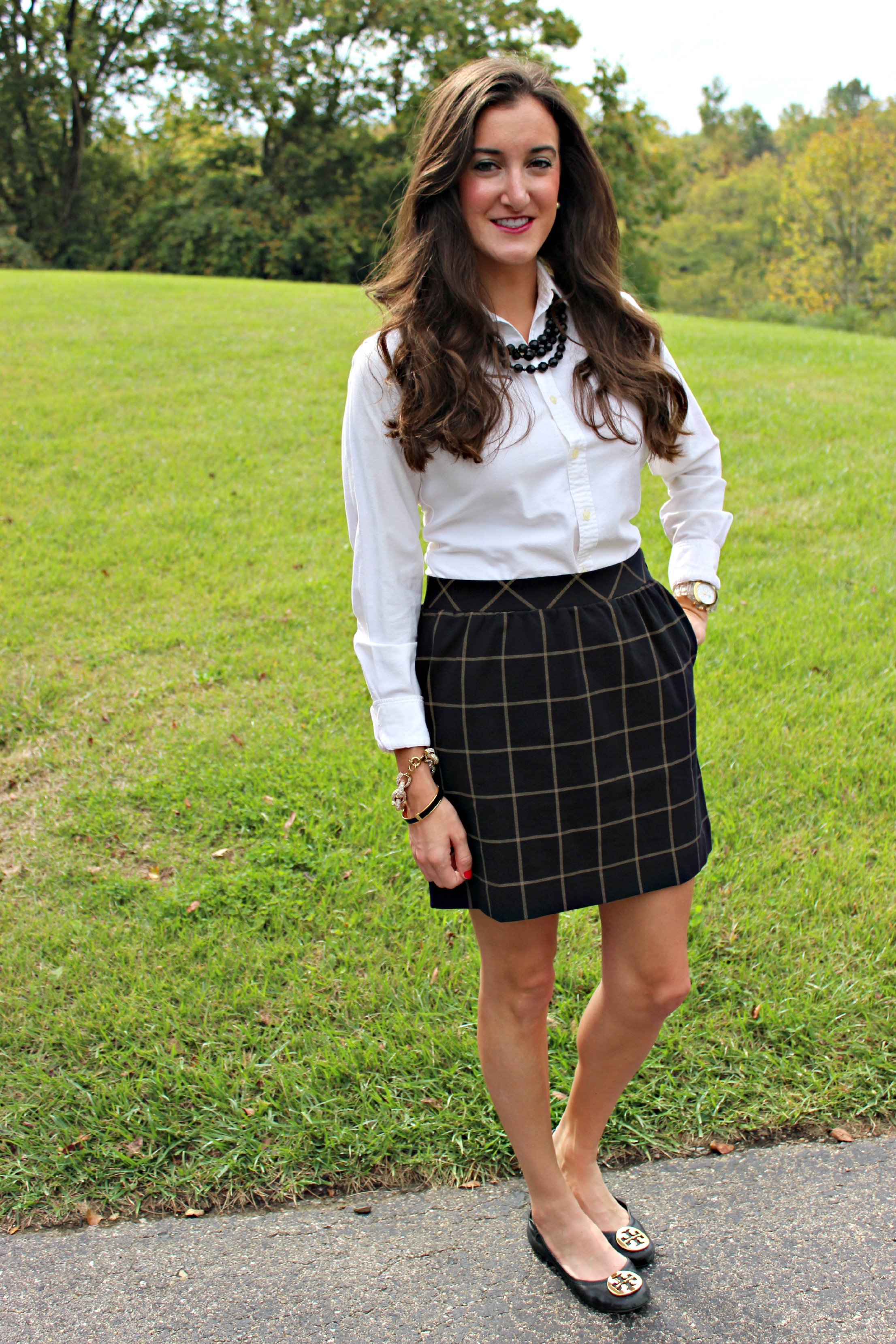 Cute Outfits For School For Girls High School High School Preppy Girl Outfit