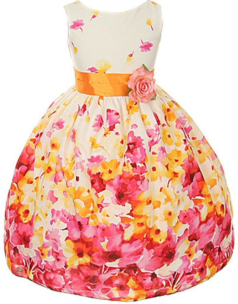 little girls dresses for easter and spring 1