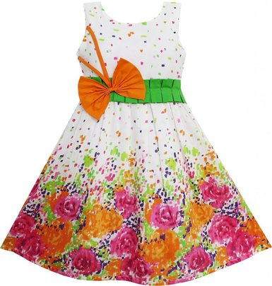 little girls dresses for easter and spring 6