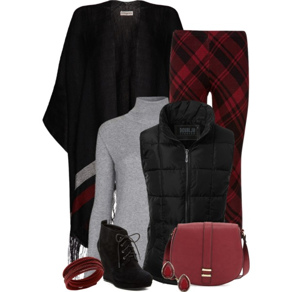 preppy outfit ideas with leggings 1