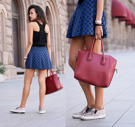tennis skirt outfit ideas 3