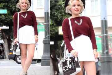 tennis skirt outfit ideas 6