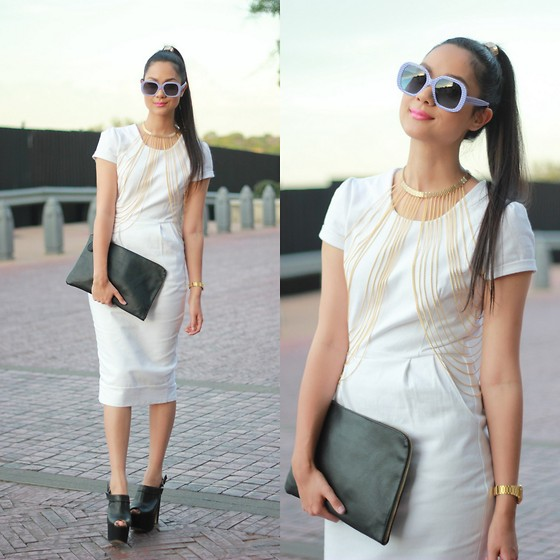 All-White Party Outfit Ideas