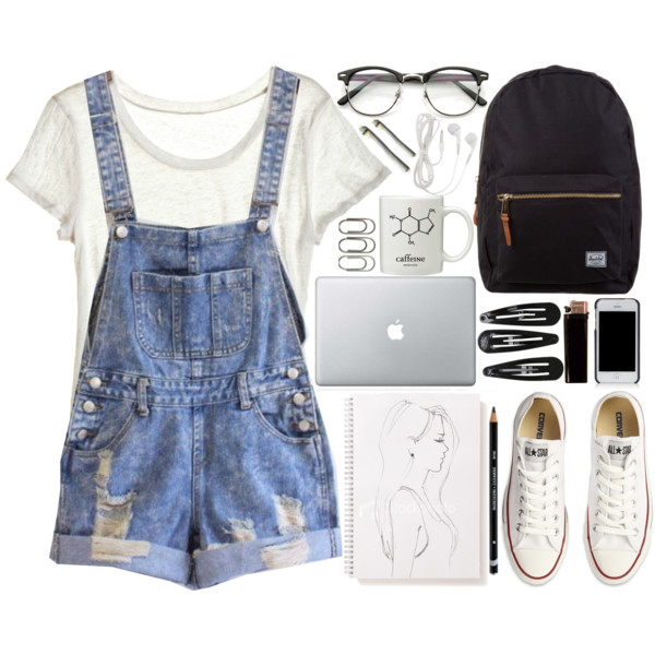 Cute Outfit Ideas For School Pictures