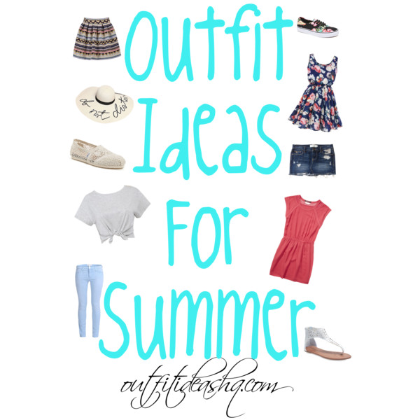 cute summer outfit ideas 11