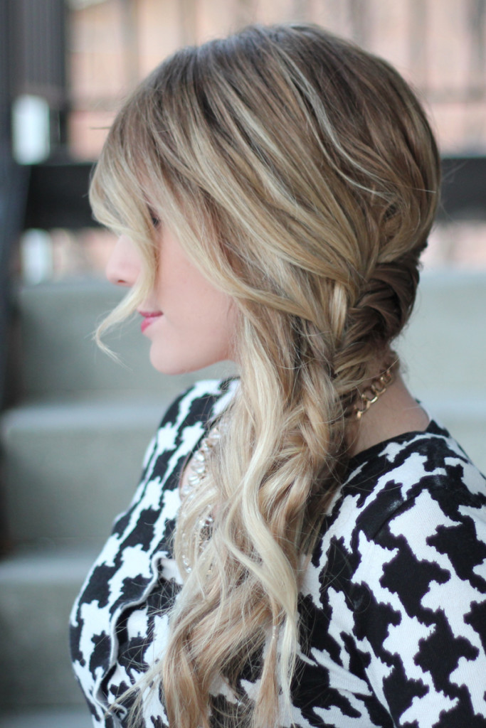 easy and cute braid ideas 1
