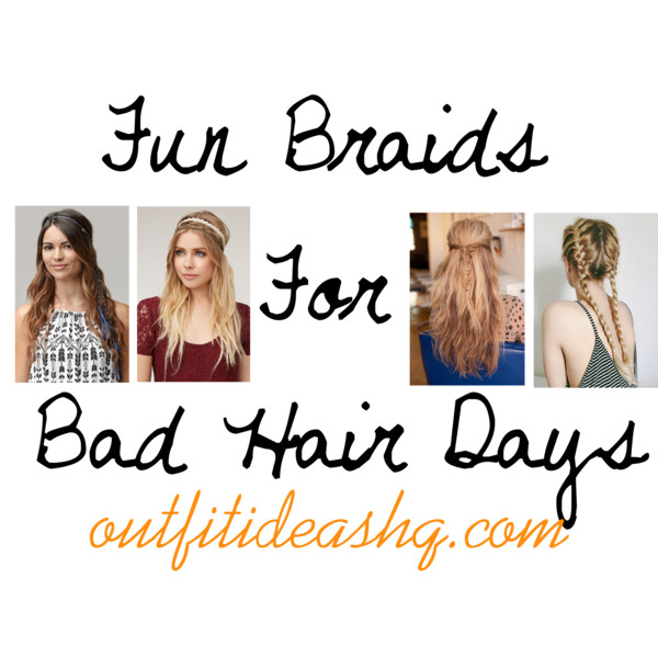 easy and cute braid ideas 1q