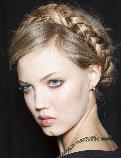 easy and cute braid ideas 2