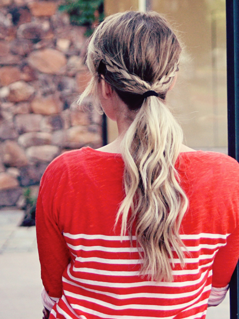 easy and cute braid ideas 7