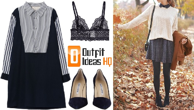 11de955bfbbc Cute Outfits for School  20+ Best for an Easy and Fashionable Look ...