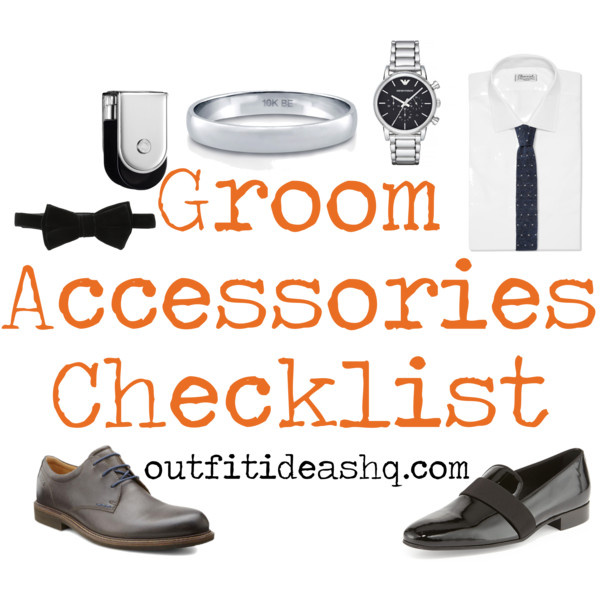 Groom Accessories 12