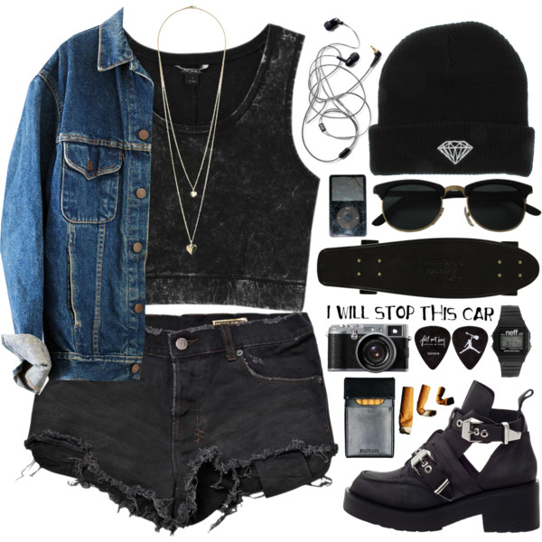 c32c8cc1046 Grunge Fashion Outfit Ideas - Outfit Ideas HQ