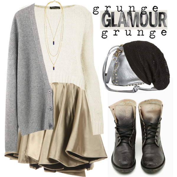 Grunge Fashion Outfit Ideas