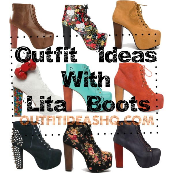 how to style your lita boots 13