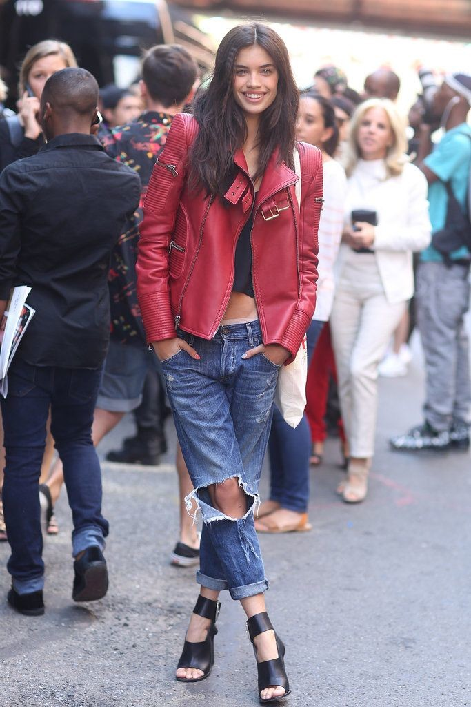 model off-duty outfit ideas 10