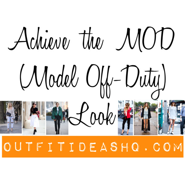 model off-duty outfit ideas 13