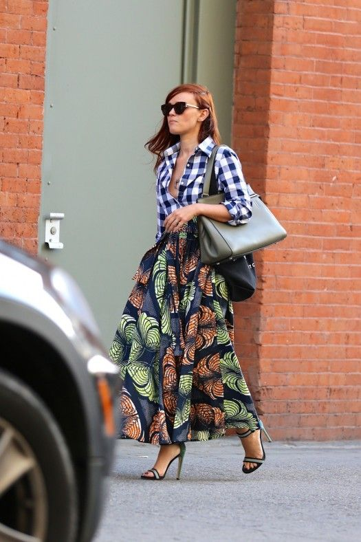 model off-duty outfit ideas 4