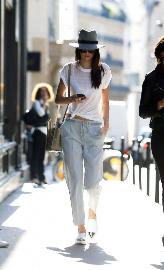 model off-duty outfit ideas 9