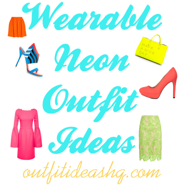 neon outfit ideas 13