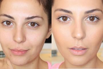 no makeup makeup look 1