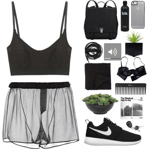 outfit ideas to the gym work out 1