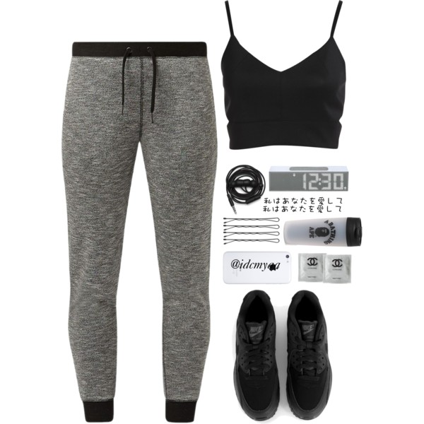 outfit ideas to the gym work out 2