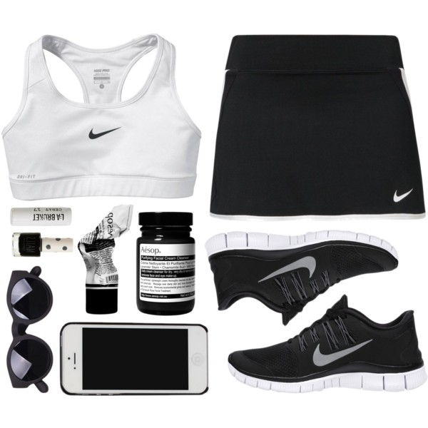 outfit ideas to the gym work out 3