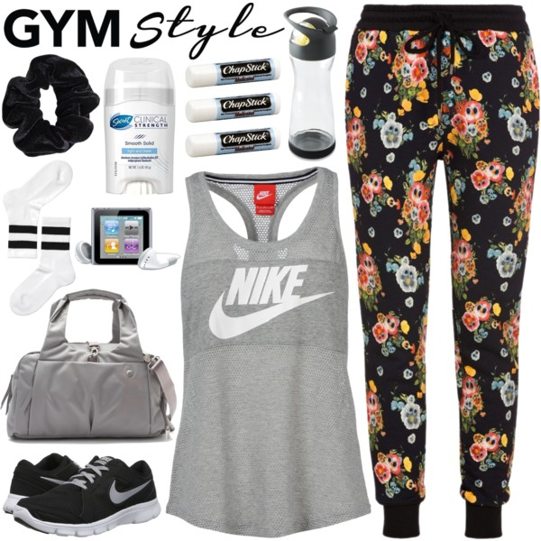 outfit ideas to the gym work out 5
