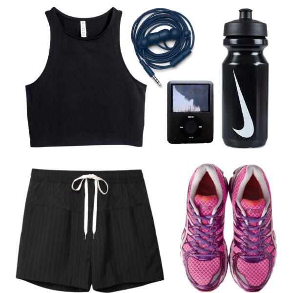 outfit ideas to the gym work out 6
