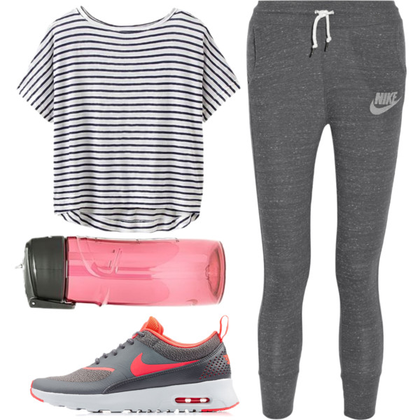 outfit ideas to the gym work out 7