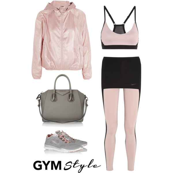 outfit ideas to the gym work out 8