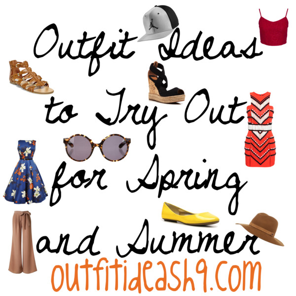 outfits to try out for spring 67