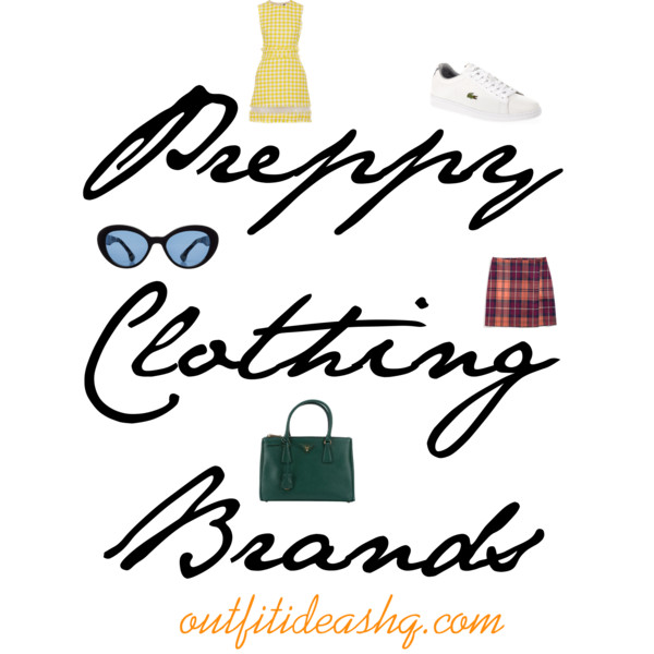 preppy brand clothes outfits 11