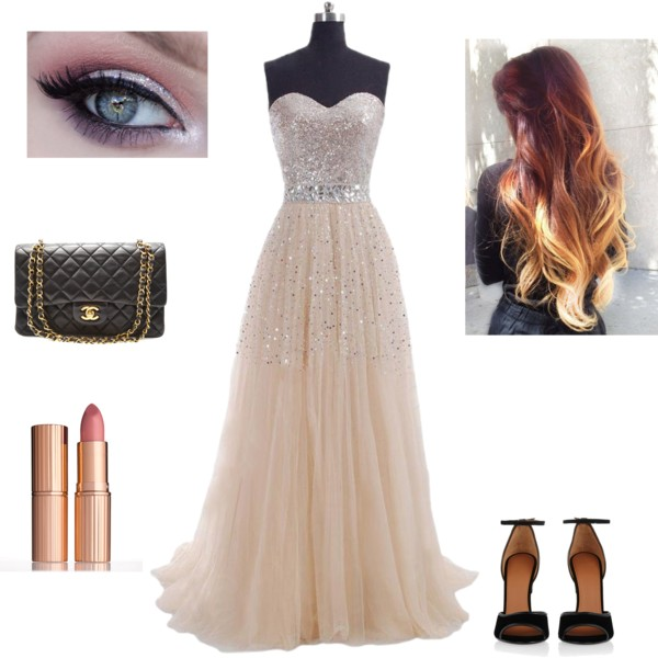 prom dress gowns look ideas inspiration 1