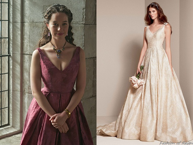 Reign Costumes Were Currently Loving