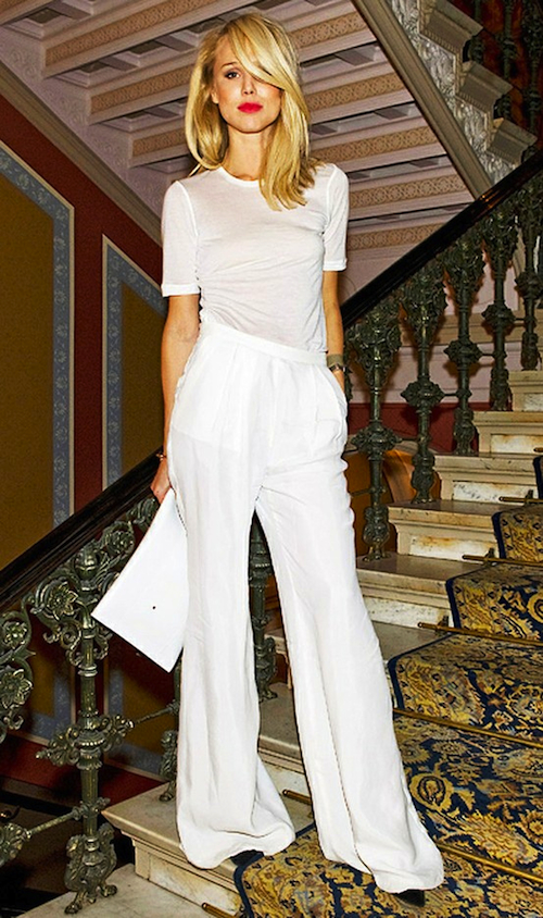 styling plain white tee shirt 8